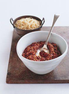 Basic Bolognese Sauce   Donna Hay