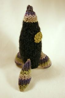 The Fuzzy Square: Rocket