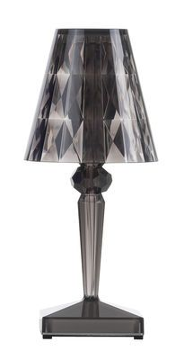Lampe de table Light-Air / Abat-jour plastique sculpté - Kartell ...