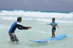 360 Surf School, Cancun