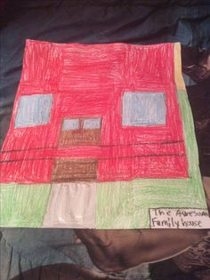 The Awesome Family house by Kaylee Alexis
