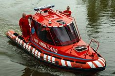 ambulance boat - Google Search Coast Gaurd, Rescue Vehicles, Search And Rescue, Safety And Security, Public Service, Fire Department, Water Crafts, Police, Sick