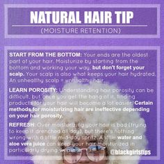 Natural Hair Care Tips That Will Show Your Beauty From Any Angle - Women's Hairstyles Natural Hair Growth Tips, Natural Hair Regimen, How To Grow Natural Hair, Natural Hair Updo, Curly Hair Tips, Natural Hair Journey, Natural Hair Styles, 4c Hair, Natural Haircare