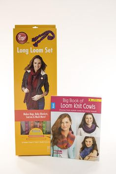 Enter to win the Loom Knit Prize Pack! One lucky winner will receive a Long Loom Set with one copy of Big Book of Loom Knit Cowls. The deadline to enter is June 5, 2016 at 11:59:59 PM Eastern Time.