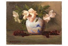 M. Huntsman Oil Painting III | One Kings Lane