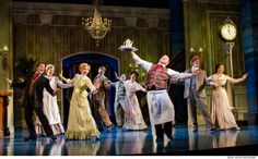 Somewhere in Time (Musical) Portland Center Stage. 2013