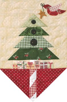 Peppermint Place Quilt Pattern - Christmas Quilting Patterns - DIY Christmas Decor - Homemade Christmas Decorations - Quilting Pattern Set - Easy Quilt Pattern - Holiday Applique Quilting - Handmade Gift Pattern - Shabby Fabrics