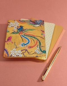Paperchase Golden Palace Pack of 3 Notebooks
