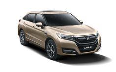 Lataa kuva Honda UR-V, 2017, Uusia autoja, Kiina, Japanilaiset autot, Honda