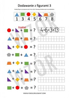 Preschool Learning Activities, Preschool Worksheets, Teaching Math, Math Addition Worksheets, First Grade Math Worksheets, Math School, Numbers Preschool, Homeschool Math, Math For Kids