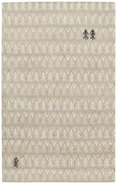 Capel Twigs 3270 Beige Hand Tufted Area Rug