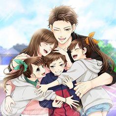 Takamune Kitami - My Last First Kiss Anime Cupples, Fanarts Anime, Anime Guys, Anime Characters, Anime Couples Drawings, Anime Couples Manga, Anime Poses, Anime Siblings, Anime Child