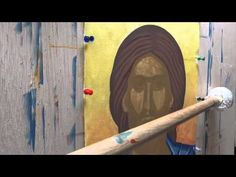 САМОУЧИТЕЛЬ ИКОНОПИСИ лик Спасителя 3 часть - YouTube