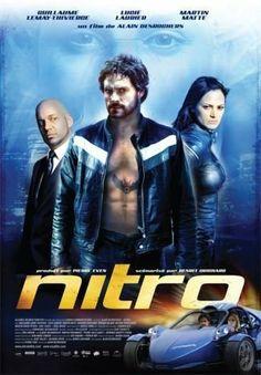 Nitro - 2007 - DVDRip Film Afis Movie Poster