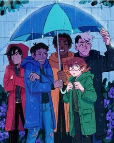 Voltron Paladins are the cutest. ❤️