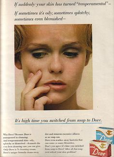 Anyone know when the Dove adverts were made?