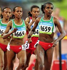 Ethiopian+women+running+the+3000+meter+race   Women's 10,000 Updates - 2012 London Olympic Games   News - Flotrack