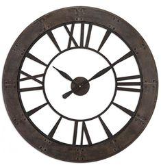 Uttermost 06085 Ronan Wall Clock