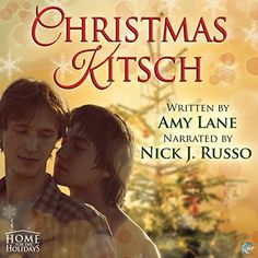 "Another must-listen from my #AudibleApp: ""Christmas Kitsch"" by Amy Lane, narrated by Nick J. Russo."