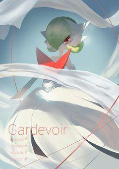 12++ Gardevoir attract ideas