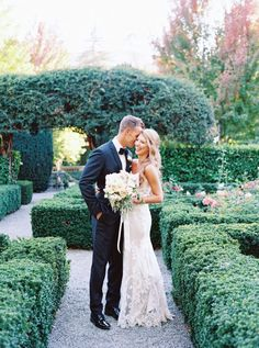 || Casual elegant outdoor wedding || www.daintyhooligan.com