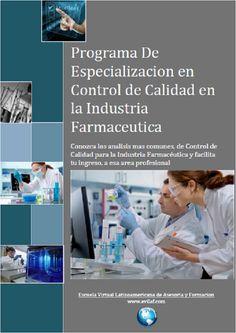 Conozca los análisis mas comunes de control de calidad, para la industria farmacéutica y facilita tu ingreso a esa área profesional. Mas información a contacto@evilaf.com