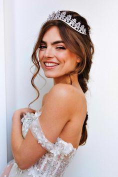 MARIE Swarovski Bridal Tiara