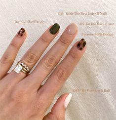 Nail art Christmas - the festive spirit on the nails. Over 70 creative ideas and tutorials - My Nails Stylish Nails, Trendy Nails, Cute Nails, Green Nails, Pink Nails, Neutral Nails, Autumn Nails, Minimalist Nails, Creative Nails
