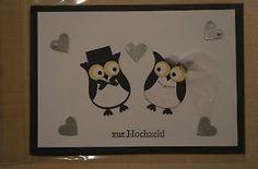 Karte zur Hochzeit / Trauung / Heirat mit Stampin Up gebastelt | eBay