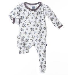 3-6 Months Kickee Pants Little Girls Solid Ruffle Pant Calypso