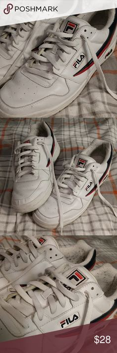 6b8bc6c3641 Vintage Fila Fitness sneakers Sz 13 Vintage Fila sneakers. A super hot item  right now