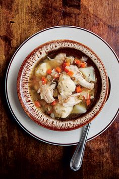 It's no coincidence that chicken soup can be found all over the world. Delicious, comforting and warming, its a perfect winter meal.