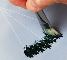 Tree Painting Tutorial(s) - This very detailed step-by-step tutorial will show you how to paint 4 different trees. You will amaze yourself and enjoy these techniques every time you use them. Acrylic Painting Techniques, Watercolor Techniques, Painting Tips, Art Techniques, Painting Videos, Watercolour Tutorials, Watercolor Tips, Learn To Paint, Art Tutorials
