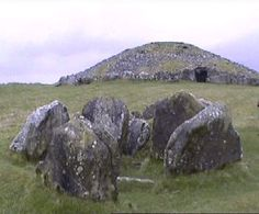 In 1999, Irish Archeoastronomer Paul Griffin investigated the Loughcrew Cairn L Megalithic Monument in Ireland, and discovered that a set of spiral-shaped petroglyphs that might correspond to a solar eclipse which occurred on November 30, 3340 BCE. The symbols display a consistent coding of the sun, moon and horizon, and of the 92 tracks of total solar eclipses, only the one for 3340 BCE visible at this site displayed the same geometric relationships. #Eclipse