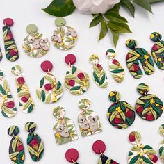 Restocked! I'm really excited by the range of colours and cute koalas I've just released on Etsy. Go check them out!! 🐨🍃 Polymer Clay, Range, Colours, Earrings, Cute, Check, Etsy, Koalas, Ear Rings
