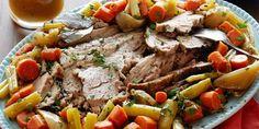 Slow Cooker Pork Roast Recipes   Food Network Canada