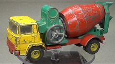 Autotransport-Betonmischer Reprobox Siku V 291
