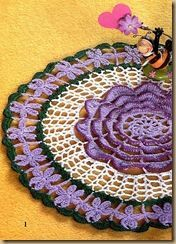 CROCHET PATTERNS FOR DOILIES - 2