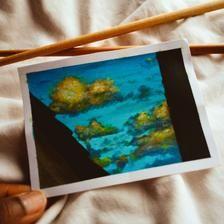 ORIGINAL Acrylic Sunset Painting   Etsy Landscape Paintings, Sunset, The Originals, Mini, Shop, Handmade, Gifts, Etsy, Sunsets