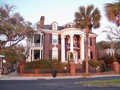 charleston+sc+mansions | ... American English Circle: USA Photo Gallery: Charleston, South Carolina