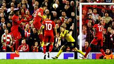 Liverpool FC vs. Villarreal CF http://www.sportsgambling4fun.com/blog/soccer/liverpool-fc-vs-villarreal-cf/  #EuropaLeague #football #Liverpool #Reds #soccer #Villarreal