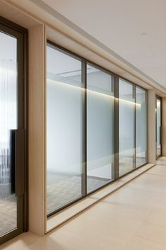 View full picture gallery of Bic Banco Headquarters Corporate Office Design, Office Interior Design, Office Interiors, Led Light Design, Lighting Design, Commercial Design, Commercial Interiors, Led Light Installation, Glass Office