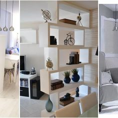 Room Divider Ideas and Partition Design as Element of Decoration ...