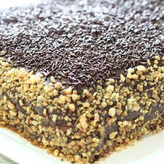 Tarta de Galletas. Fácil y deliciosa.