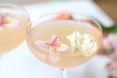 Lillet Rose - Easy Spring Cocktail Recipe