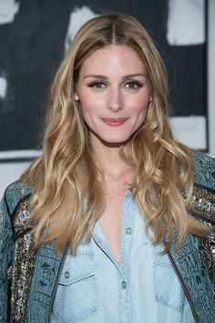 Olivia Palermo attends the Kate Spade New York Home Pop-Up Shop on March 2016 in New York City. Olivia Palermo Hair, Estilo Olivia Palermo, Hair Inspo, Hair Inspiration, Hair Styles 2016, Long Hair Styles, New Hair, Your Hair, Tousled Hair