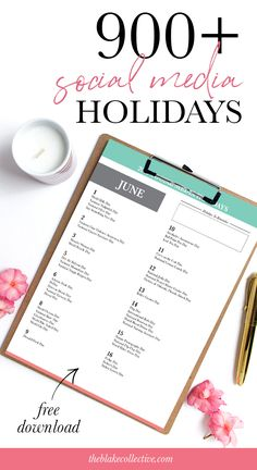 938 topics so you'll always have something to post about on your social media pages like Business Marketing, Business Tips, Social Media Marketing, Online Business, Content Marketing, Email Marketing, Social Media Calendar, Social Media Pages, Social Media Tips