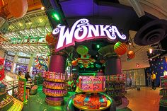 Wonka Factory!