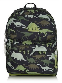 Kids Hideout, Dinosaur Shoes, Cool Office Supplies, Asda, Kids Backpacks, Briefcase, Baby Boy, Wallet, Bags