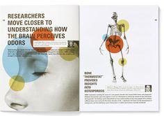 2002 Annual Report,   Howard Hughes Medical Institute, VSA Partners